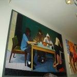 Quod. Cuadro decoración sala
