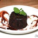 Fogo Gaucho Vulcano for Dessert