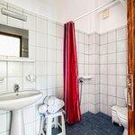 Apartment #1, ground floor, bathroom/WC