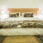 La cama double king