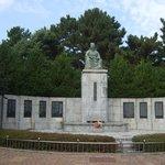 儒学者 崔致還の銅像
