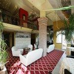Dubai hall for events where I organized my bachelorette night