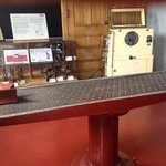 original autopsy table