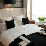 Luxury Suite 55m2 (one bedroom, two bathrooms)
