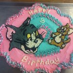 Tom and Jerry birthday