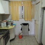Cozinha do Apto 18