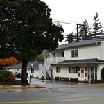 The Park Motel,Hope BC, Canada
