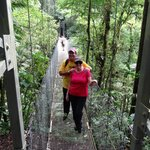 Hanging bridges tour