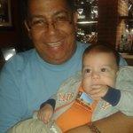 donald mi amigo y mi nieto