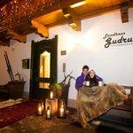Landhaus Gudrun Tux Abendstimmung