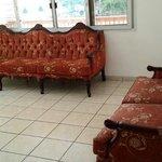 Sala de estar segundo piso