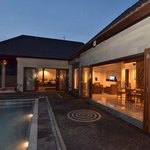 Villa Maia pool