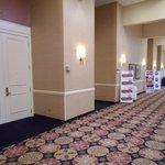 Ballroom doors A-C