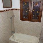 Downstairs bathroom in 3-bed villas