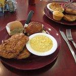 Fried Pork Chops - The Best!!!