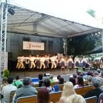 summer folk concerts organized by ONDRAS