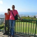 """Pu'u Ualaka'a State Wayside  """"Panorama über Honolulu"""""""