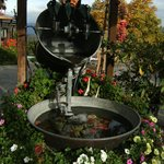 fontana scultura