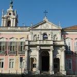 Tapada/Palácio das Necessidades, Lisboa.