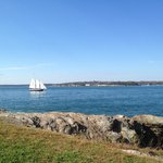 Fort Adams Bay Walk