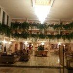 Lovely Hotel reception