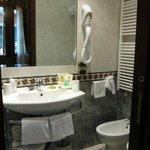 Bathroom in Room #21