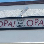 SIGN FOR OPA! OPA!