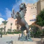 south side of medina