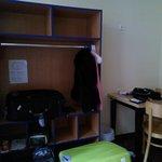 Placard para guardar ropa  y equipaje