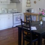 Carriage House:  Cook gourmet delights in your own kitchen