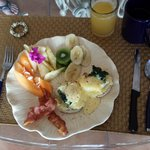 breakfast @ Casa Amorita