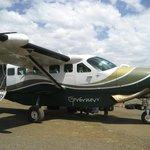 Governor's Private Plane