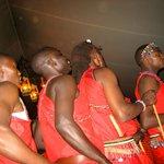 Masai Performing