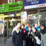 Infront Apple Backerpackers Hotel, Seoul