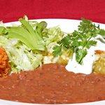 Enchiladas a la Mexicana