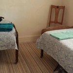 Rose Cottage - Bedroom