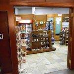 Little shop in the hoel