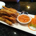 Sweet Potatoes with Sweet and Sour Sauce