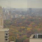 Vista para o Central Park