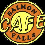 Salmon Falls Cafe logo