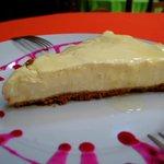 Sour orange cheesecake