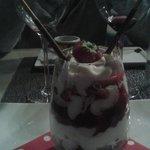 délice aux fraises