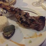 Canarian goat. Very tasty.