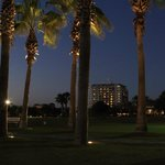 Barut Lara at night