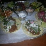 tacos were great
