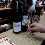 Wine tasting is complimentary!