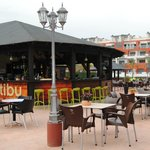 Restaurante chill out El Tibu