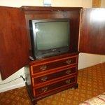 TV (não funcionava)