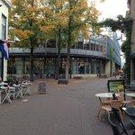 City center Arnhem - a 1 minute walk from Hotel