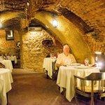 CAVE LIKE DINING AT BELLA MUZICA HOTEL